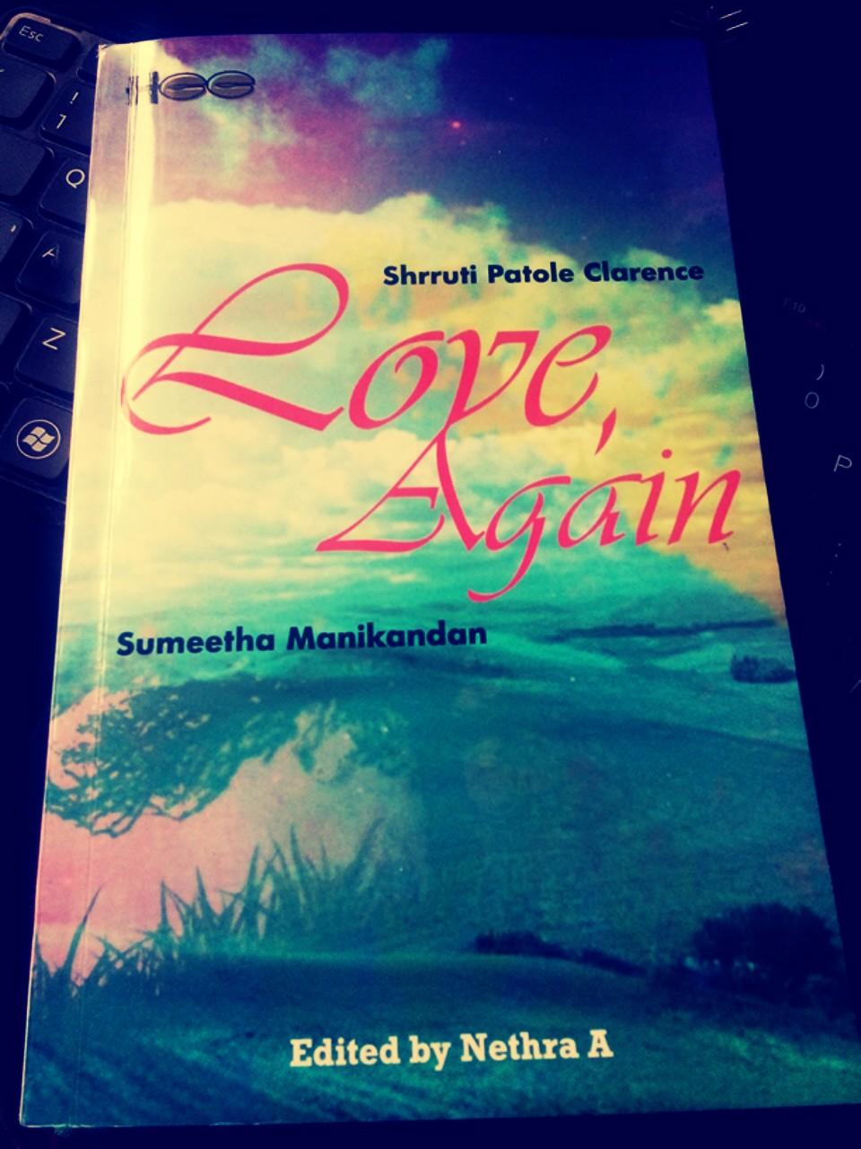Book Review- Love, Again – OutsideTheKitchenWindow