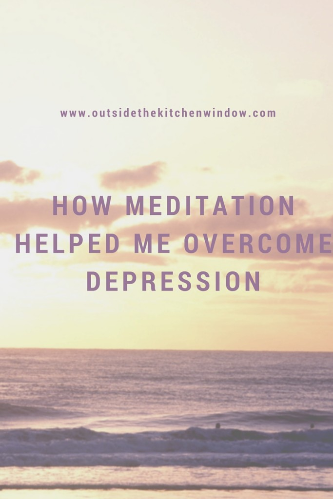 How meditation helped me overcome depression
